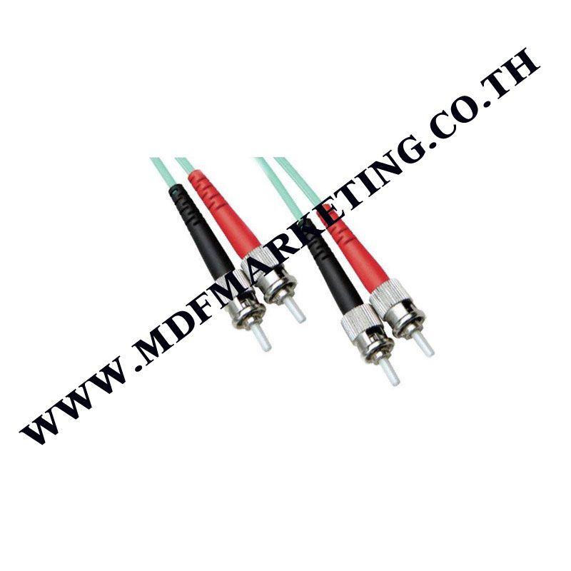 st 125 om3 fibre patch leads